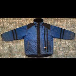 English squire quilted jacket